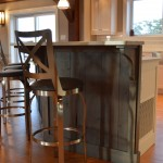 PEI Kitchen Island Detail