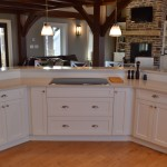 PEI Kitchen Island